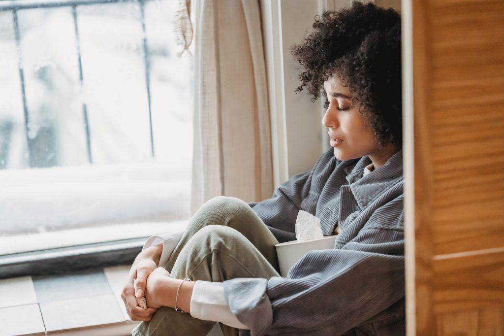 ontspanningsoefeningen bij angst